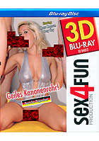 Geiles Kanonenrohr! - True Stereoscopic 3D Blu-ray Disc