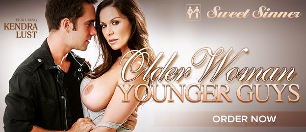 Older Women, younger Guys