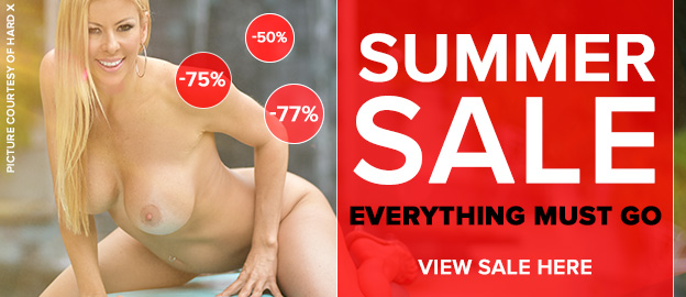 SSV: Sommerschlussverkauf!