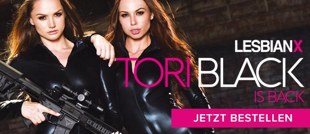 Lesbian X: Tori Black is BACK